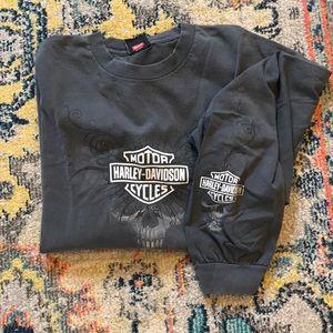 {Harley Davidson}Doolin's Texarkana, TX Tee 2XL